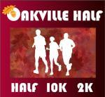 Oakville Half Marathon logo