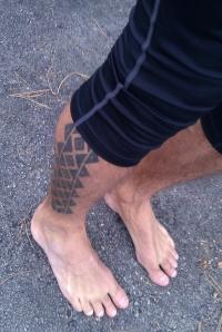 Celebration feet