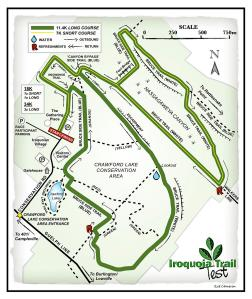 Iroquoia Trail Test