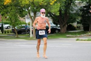 Milton Half Marathon 2013 16.5K