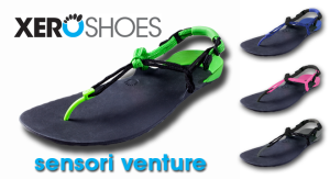 Xero Shoes Sensori Venture-4-colors