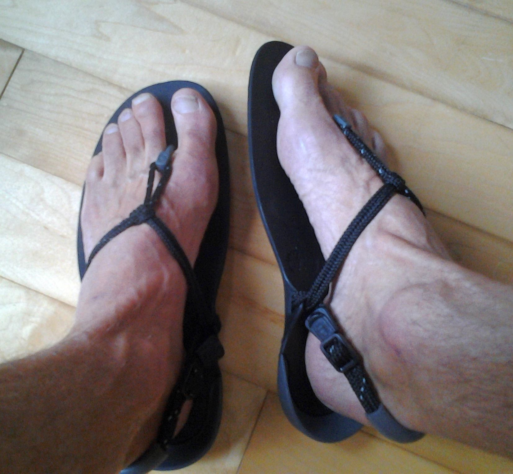 Review Xero Shoes Sensori Venture Barefoot Journey