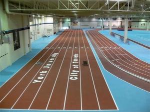 York U. track