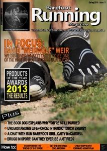 Barefoot Running UK April 2014