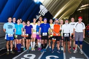 Ottawa 12 Hour runners